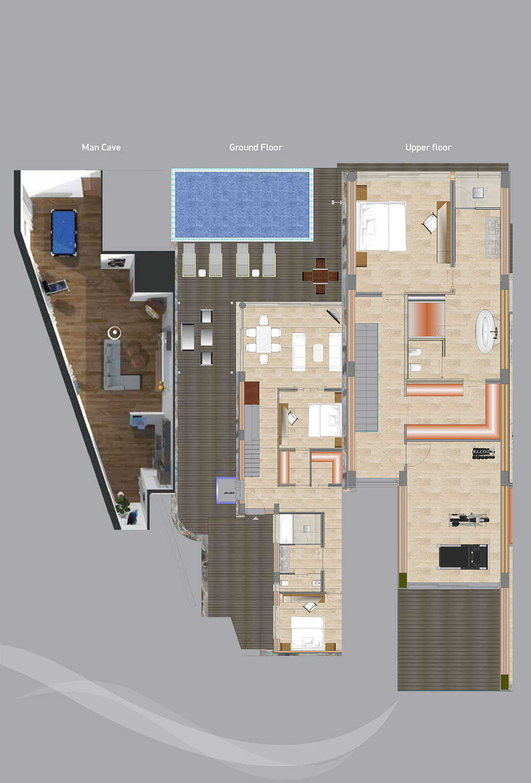 Nana Princess Suites Villas Grand Royal Villa